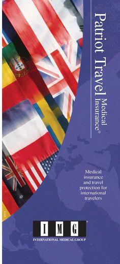 Patriot Travel Medical Insurance