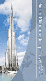 patriot platinum group travel medical insurance e