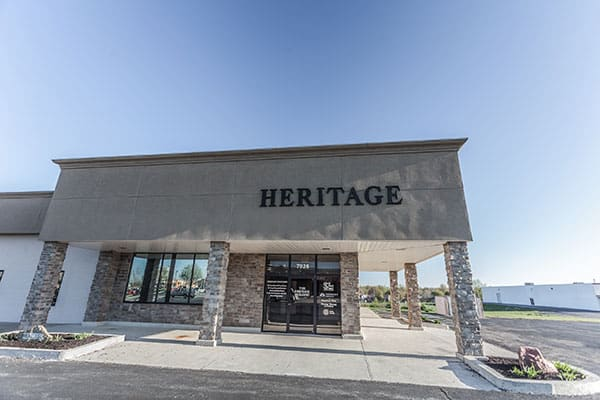 Heritage Store Front