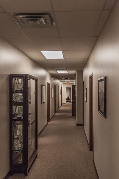 Heritage Office Hallway